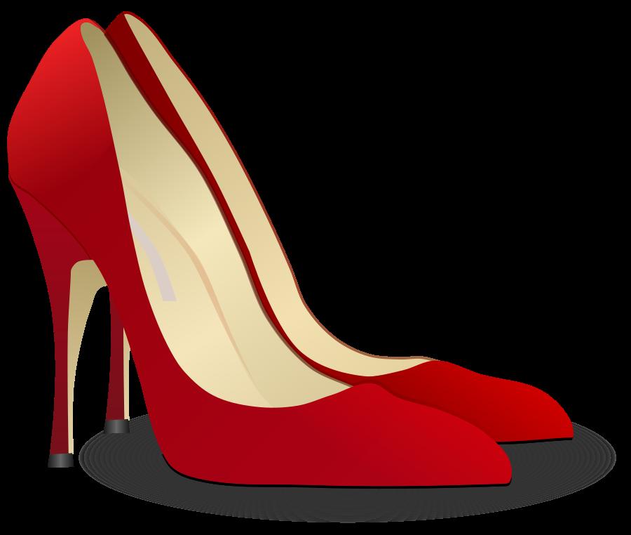 Clip art high heels clipartall