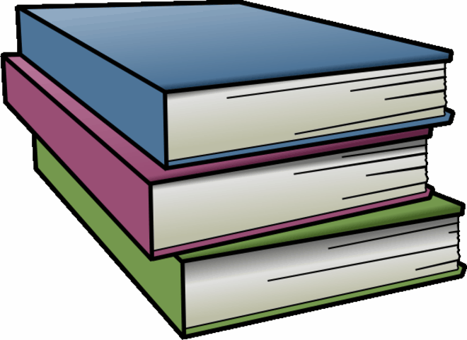 Clip Art Images Of Books