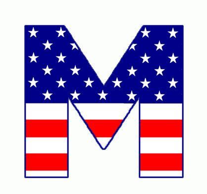 Clip Art Letter M - Clipart .