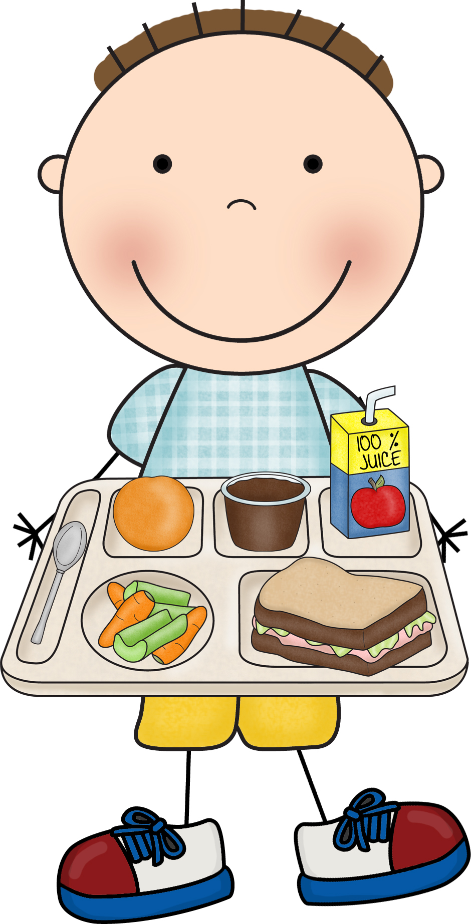 Clip art lunch tumundografico