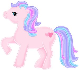 Clip Art My Little Pony