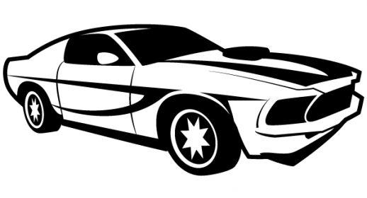 Clip art of a car clipart .