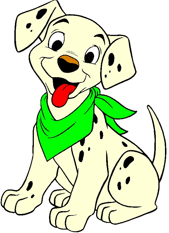 ... Clip art of a dog ...