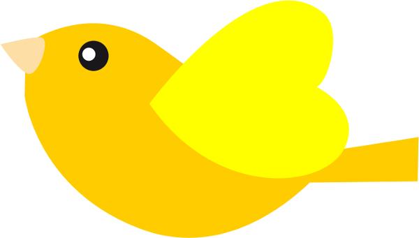 Clip art of birds - ClipartFest