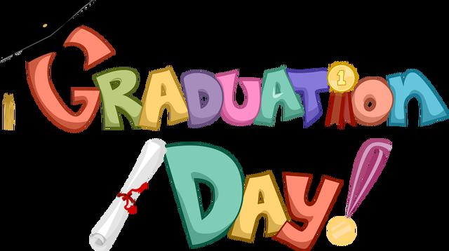 Clip Art Of Graduation Day Word Art - Dixie Allan