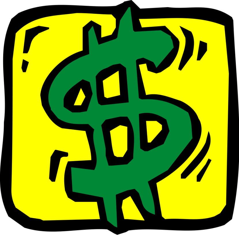 ... Clip art of Money Clipart #446 u2014 Clipartwork ...