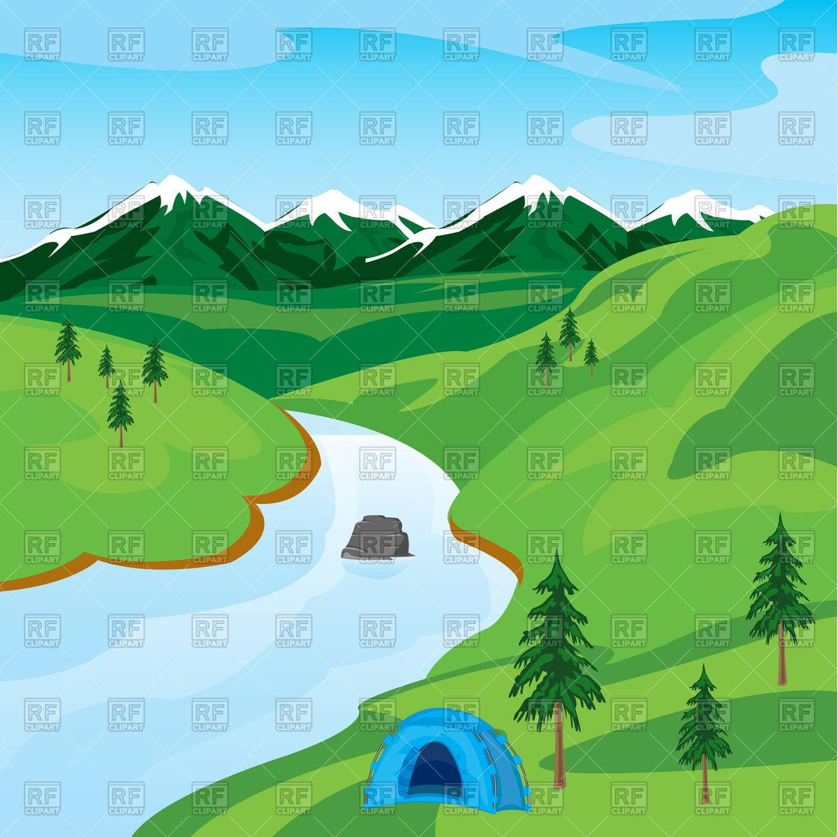 Clip Art River Clipart river pictures clip art clipartfox mountain art