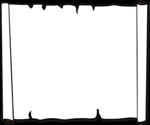 Clip Art Scroll Image
