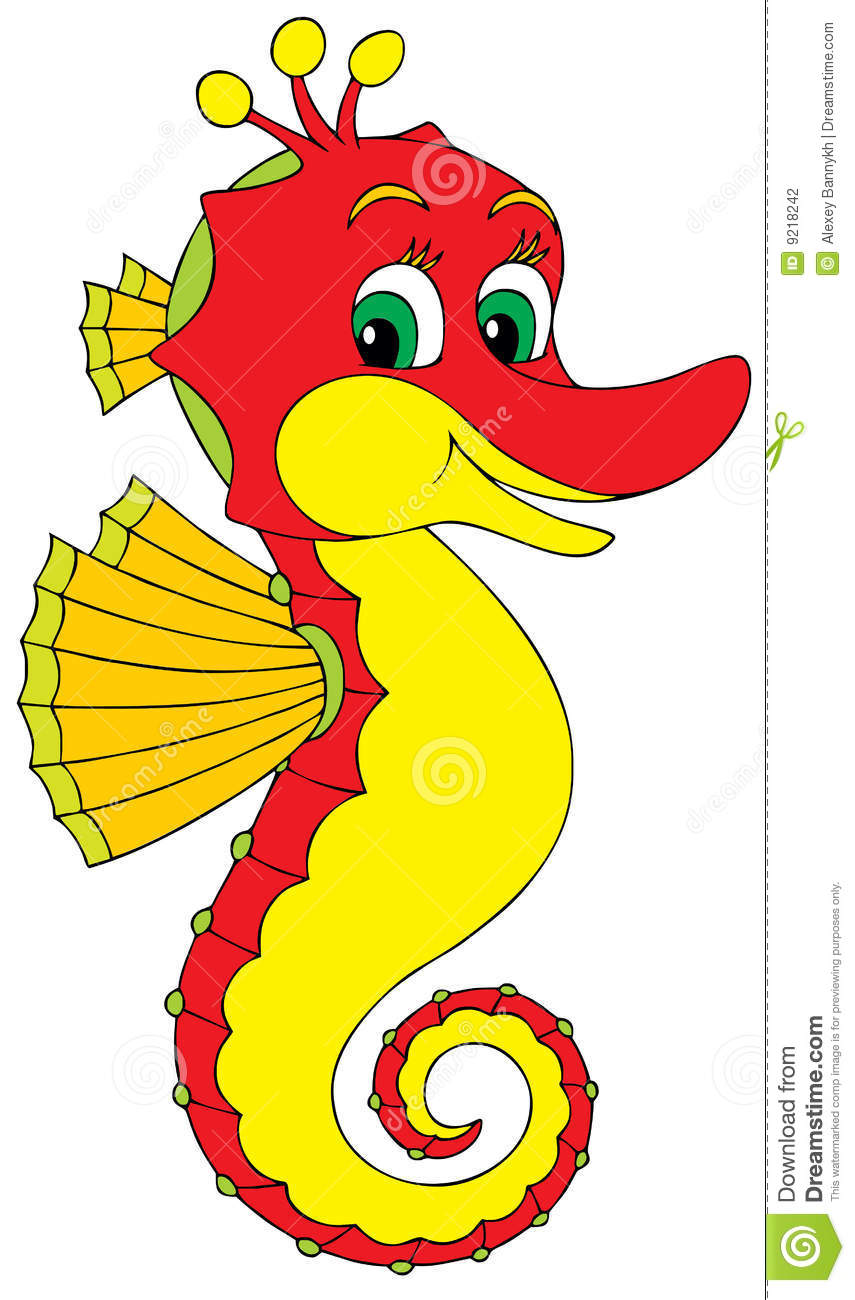 Clip Art Sea Horse Images Pictures Becuo