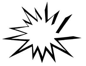 Clip Art Starburst Clipart
