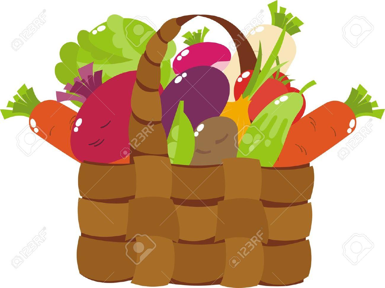 Clip Art Vegetables - Blogsbeta