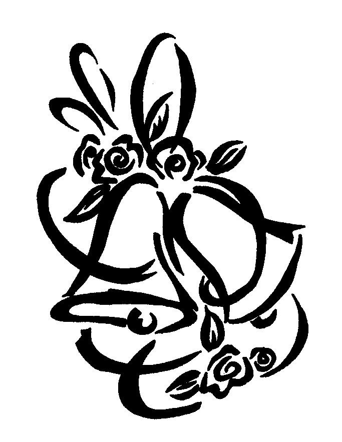 Clip Art Wedding Bells Clipart Best