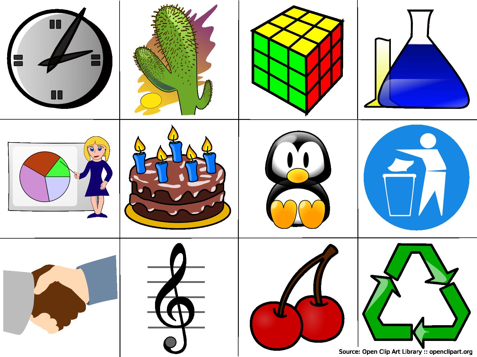 Clip art - Wikipedia, the free encyclopedia