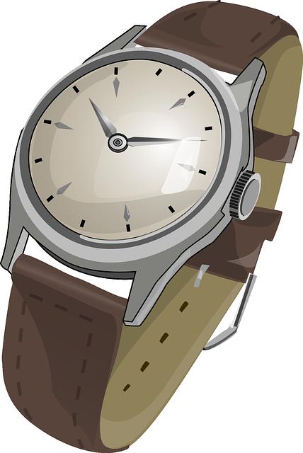 Clip Art Wrist Watch Wristwatch Clip Art Is