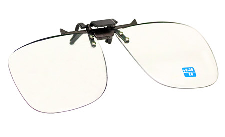 Clip-on Magnifying Glasses