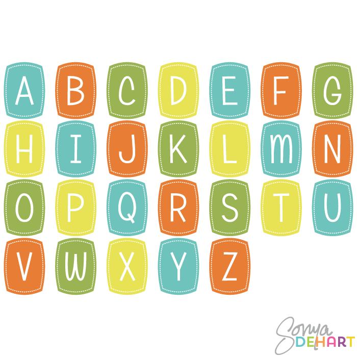 Clipart alphabet ageydonwebremoteipnet 2