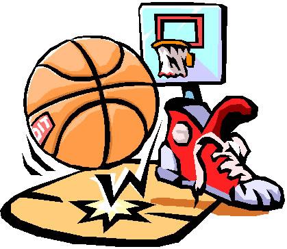 clipart basketball