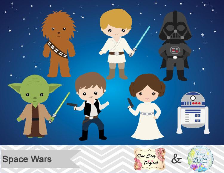 Clipart Clip Art Star Wars.