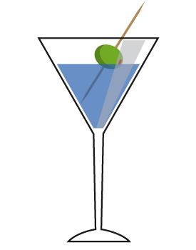 clipart cocktail glasses .
