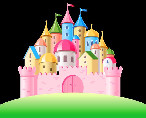 Clipart disney castle invisible background clipartfox