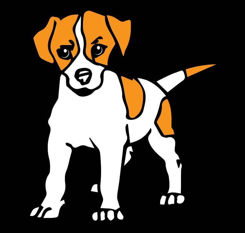Clipart dog - ClipartFox .