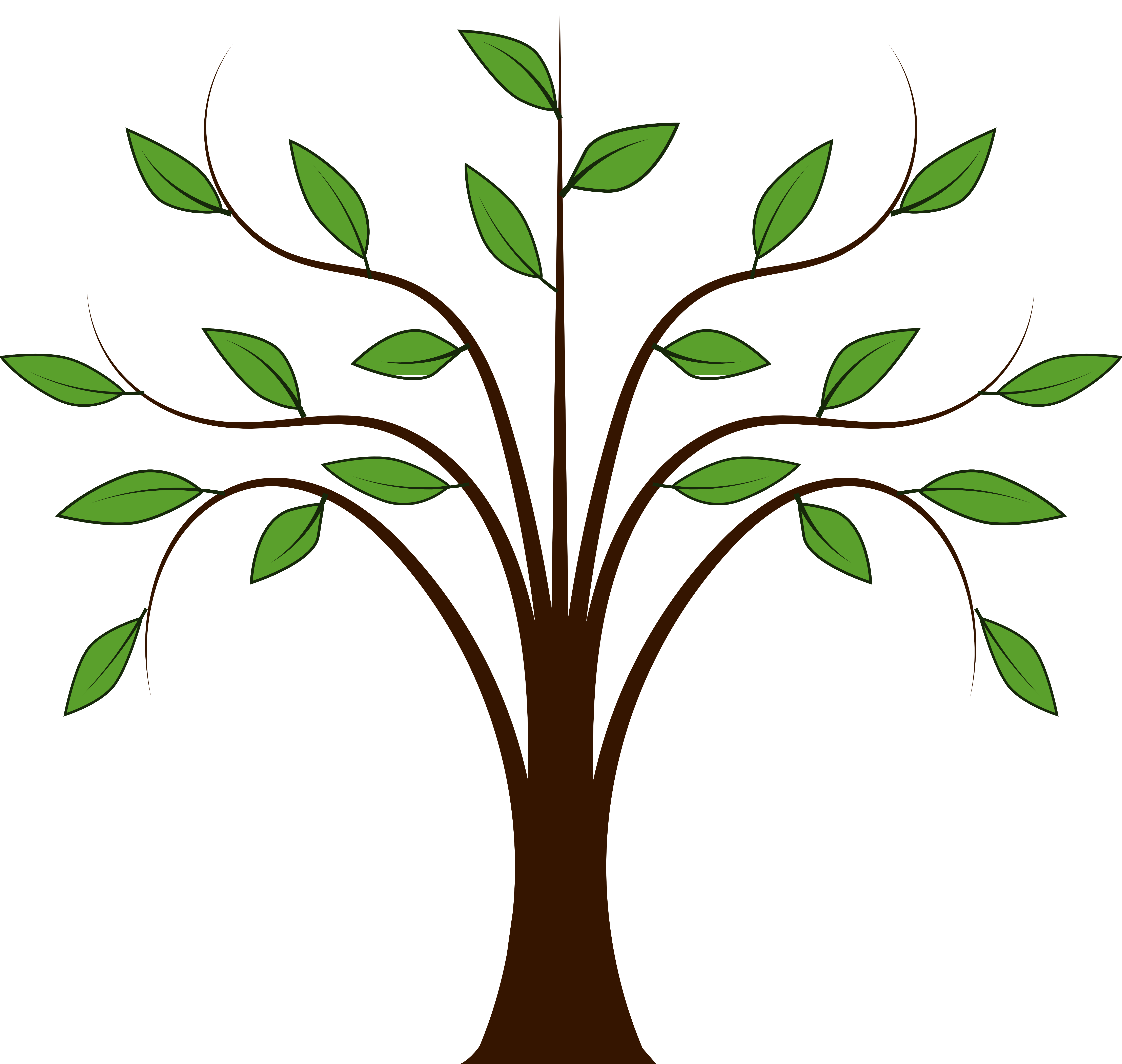 clipart downloads · clipart family · clipart tree