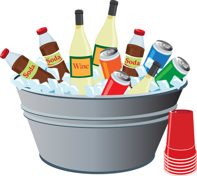 Clipart drinks pictures - ClipartFest