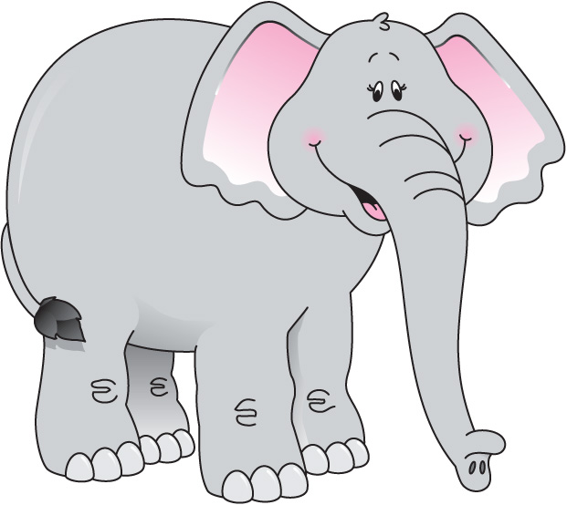 Clipart Elephant u0026amp; Elephant Clip Art Images - ClipartALL clipartall.com