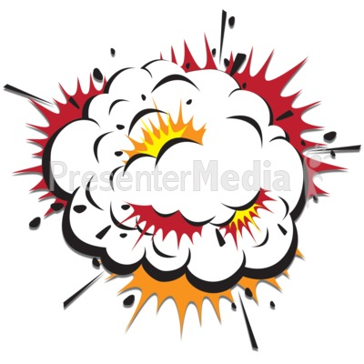 clipart explosion