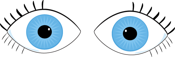 Clipart Eyes Blue Eyes Png