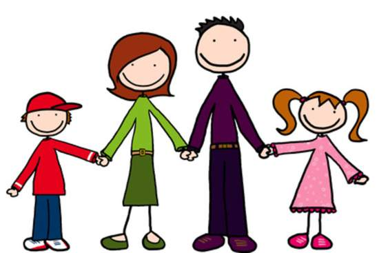 Clipart Family Members
