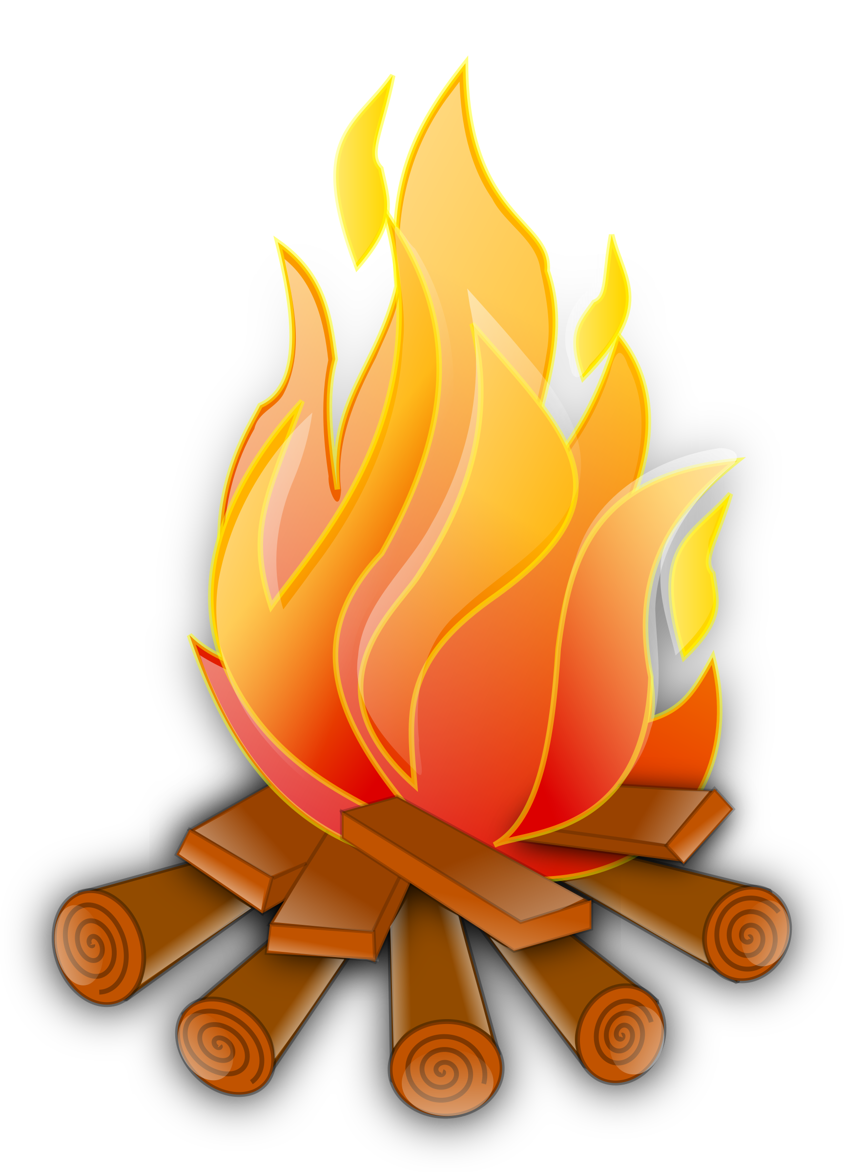 Clipart fire june holidays free fire clip art images flame
