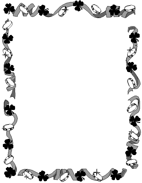 clipart frames and borders .