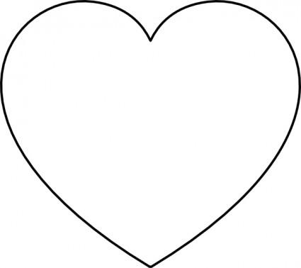 clipart free download u0026middot; clipart heart