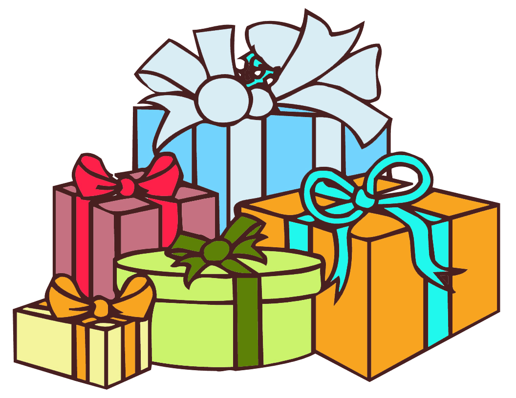 Clipart Gifts