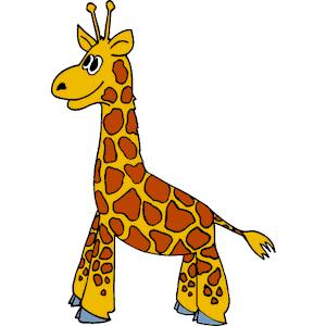 Clipart giraffe free clipartall 4