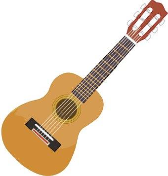 clipart guitar image .