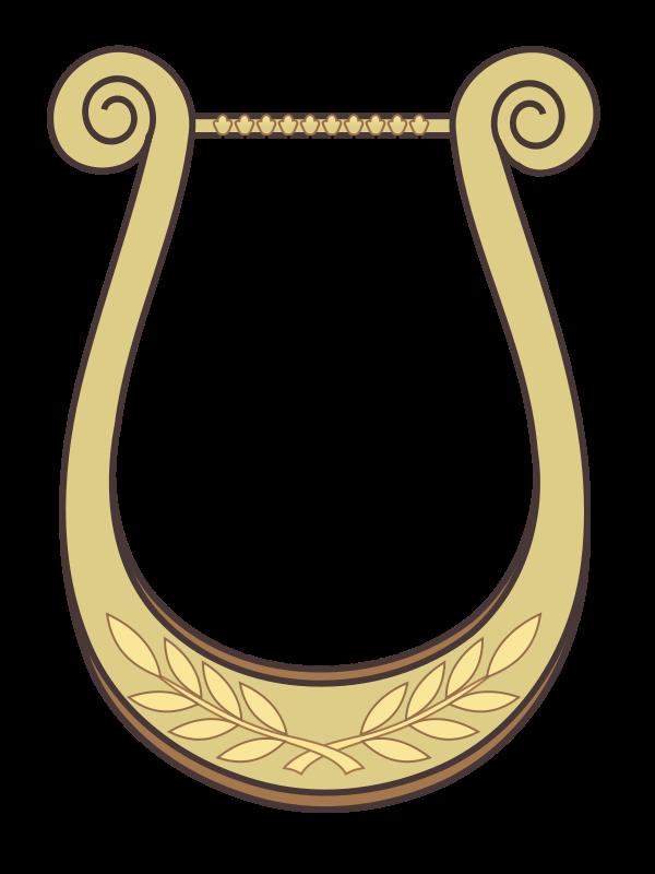 Clipart Harp