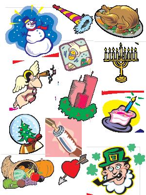 ... Clipart Holidays - clipartall ...