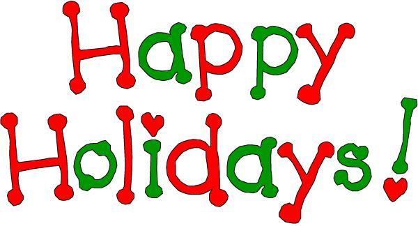 Clipart Holidays - clipartall ...