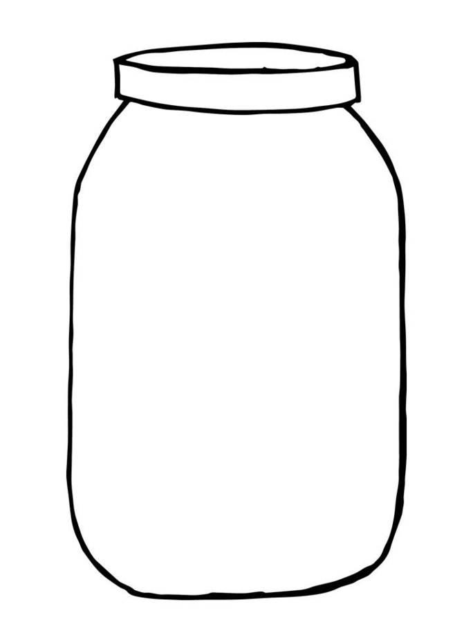 clipart jar