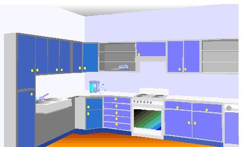 clipart kitchen