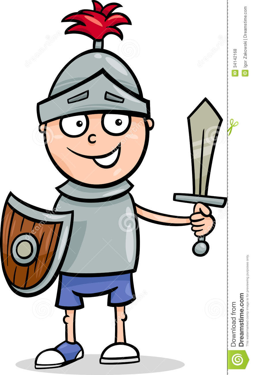 clipart knight