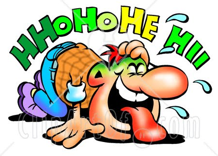 clipart laughing