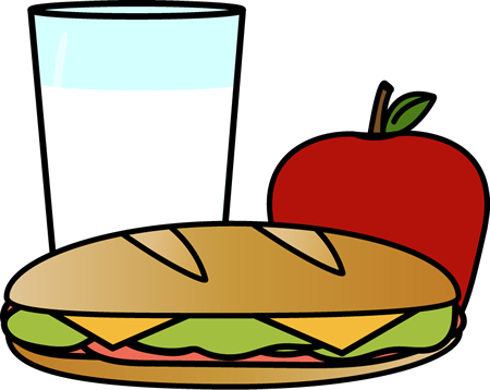 clipart lunch