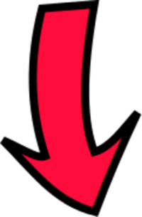 Clipart Of Arrows Pointing .
