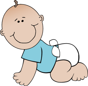 ... Clipart Of Baby - clipartall ...