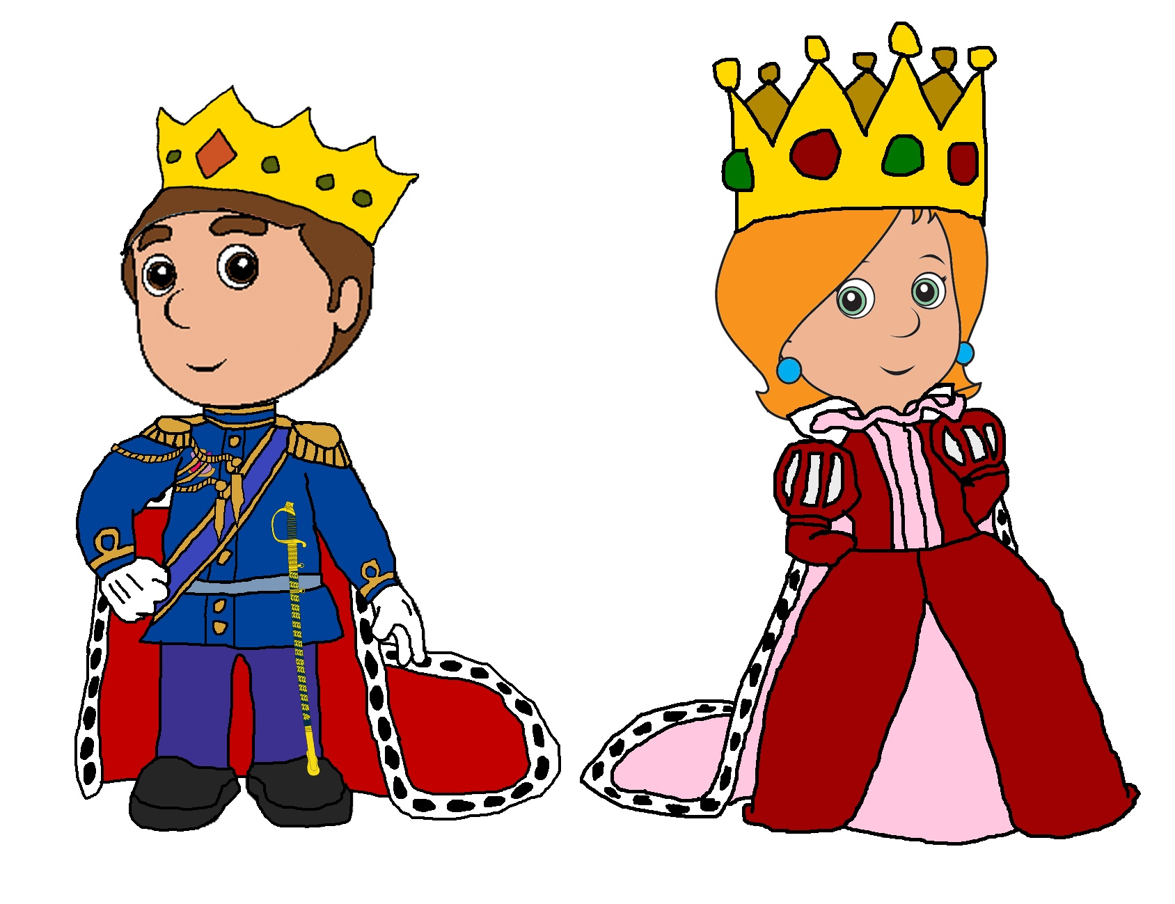Clipart Of Kings. King cliparts