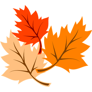 clipart of leaves
