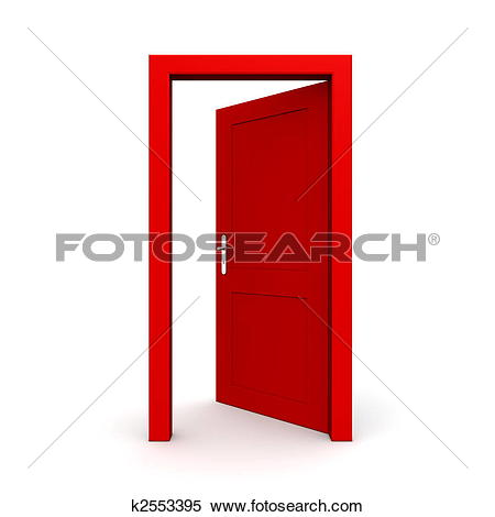 Clipart of Open door k12129501 - Search Clip Art, Illustration Murals, Drawings and Vector EPS Graphics Images - k12129501.jpg